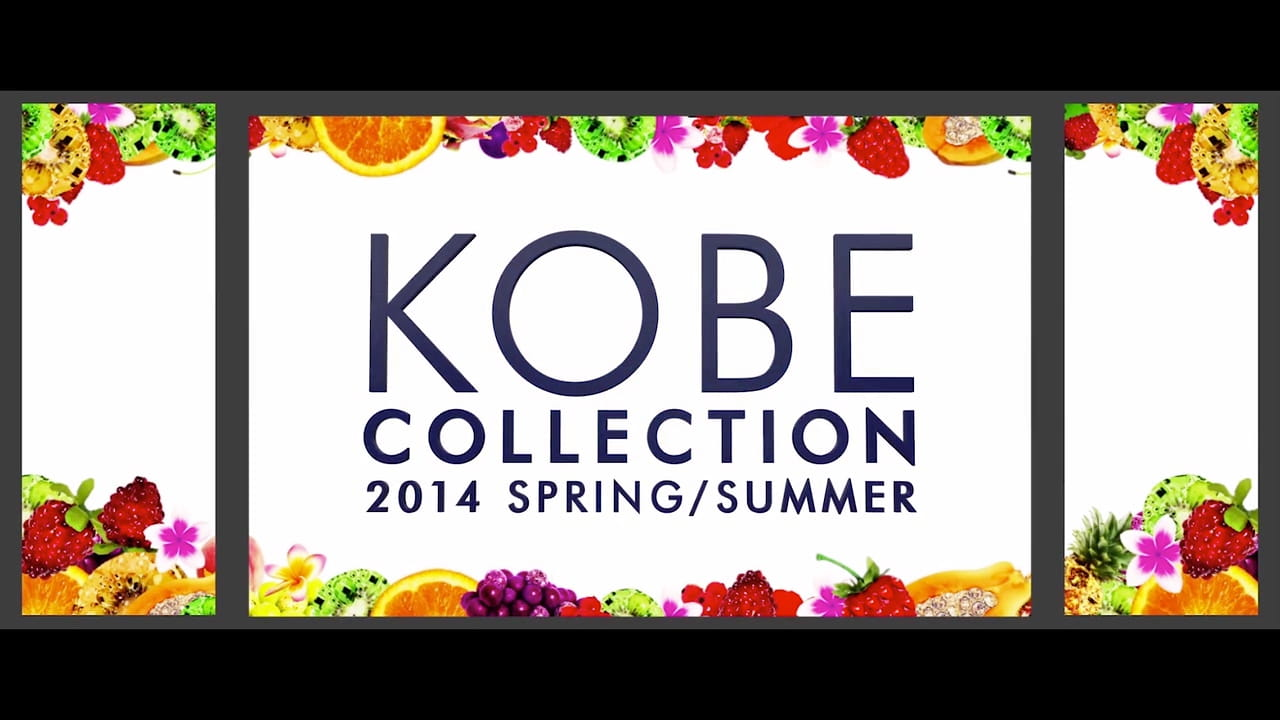 KOBE COLLECTION 2014ss<br>【OPENING】