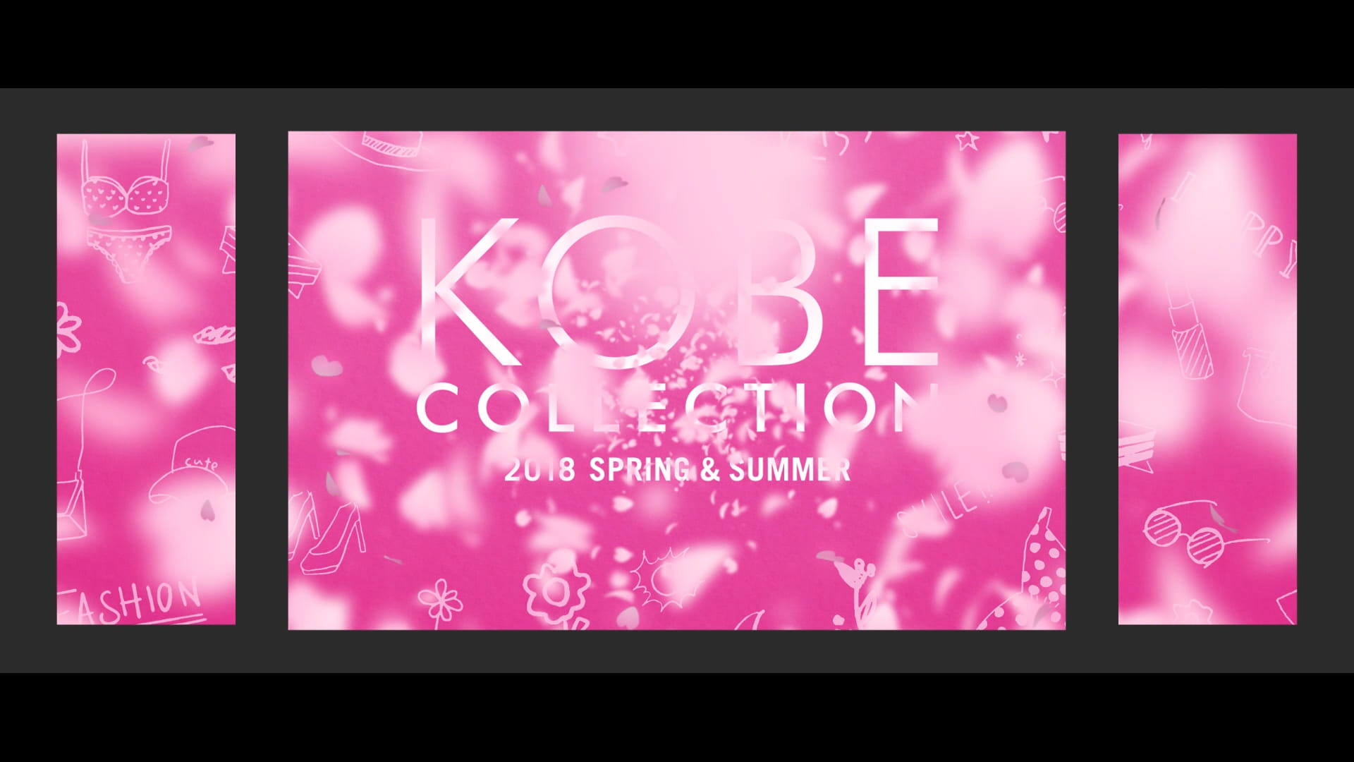 KOBE COLLECTION 2018ss<br>【OPENING】